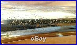 Vintage Conn 88H Conn Artist Symphony Large Bore Trigger Trombone