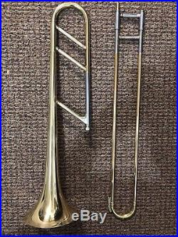 Vintage Conn Vocabell Trombone / Exceptional Condition, Fast