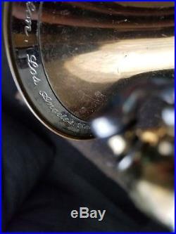 Vintage F. E. Olds & Son Super Olds Trumpet/Cornet WithCase