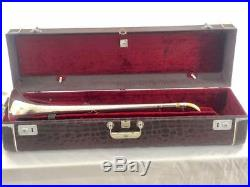 Vintage King 2B SilverSonic Trombone Sterling Silver Bell