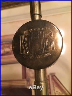 Vintage King H. N. White 2B Liberty Trombone 1946-1947 Serial # 277428