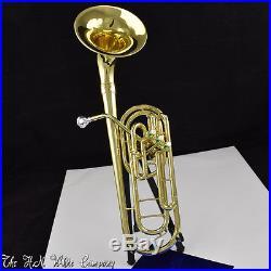 Vintage King H. N. White Trombonium Marching Trombone Unique
