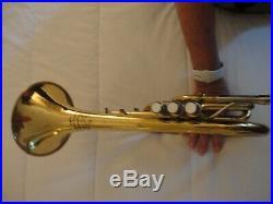 Vintage Martin Imperial Flugel Horn Orig Lac 80% No Case Or Mpc. Horn Only