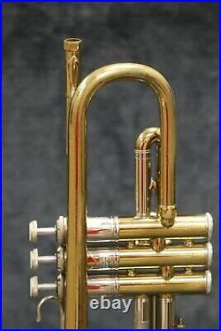 Vintage Mt. Vernon New York Bach Stradivarius Trumpet