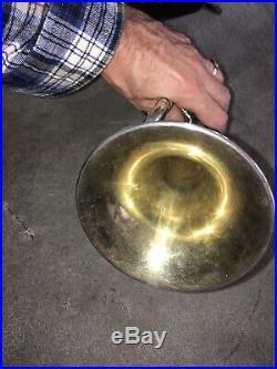 Vintage Silver Conn Trumpet 200XXX