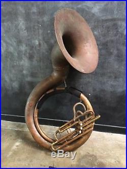Vintage Sousaphone