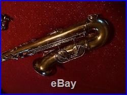 Vintage THE MARTIN Tenor Saxophone Committee III 1950s # 195xxx