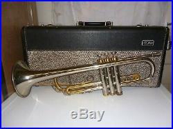 Vintage Trompete Conn Connstellation Modell 38B- Elkhart USA von 1963/64