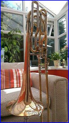 Vintage Yamaha Bass Trombone (Bb -F D)