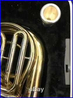 Wessex F/Eb Travel Tuba, Bubbie 4 valve