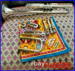 YAMAHA Xeno Bb Trumpet YTR-8335 withCase Excellent++ Condition From Japan #000562C