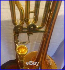 Yamaha Professional Bass Trombone