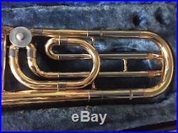 Yamaha Tenor Trombone (YSL-648)