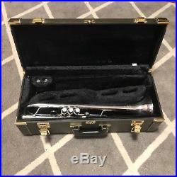 Yamaha Xeno YTR-8335 RGS Trumpet Silver Plated Free Shipping
