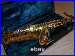 Yamaha YAS 61 Tenor Saxophone. Plays Great