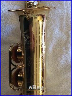 Yamaha YAS-62 Alto Saxophone Professional Model