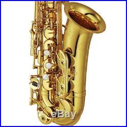 Yamaha YAS-62 III Alto Saxophone Gold Lacquer