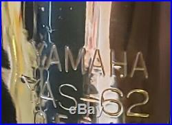 Yamaha YAS-62 Professional Alto Saxophone