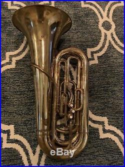 Yamaha YBB-103 3/4 Size Tuba READY TO PLAY