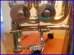 Yamaha YBL611 ii Professional Dual Rotor Bass Trombone