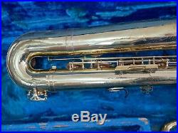 Yamaha YBS-61 Professional Baritone Saxophone Bari Sax Overhauled Hear It