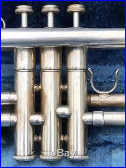 Yamaha YTR-734 Used Trumpet Made in Japan with Hard case 1972-77