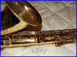 Yamaha YTS 62 Tenor Sax/Saxophone, Plays Great