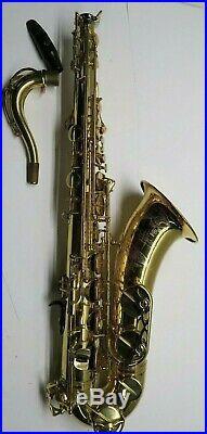 Yamaha YTS-875 Custom Tenor Saxophone