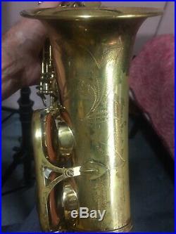 Yanagisawa A901 Alto Saxophone With BAM Softpack Case, USA seller