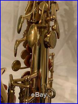 Yanagisawa Curved Soprano Saxophone