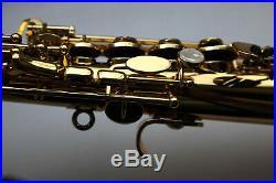 Yanagisawa SWO1 Soprano Saxophone 2019